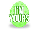Easter Egg (Im Yours)