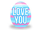 Easter Egg (Love You)