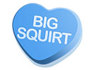 Candy Heart (Big Squirt)