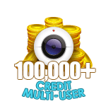 100,000+ Credit Multi-User Show