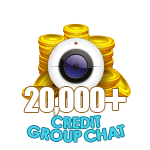 20,000 to 24,999 Credit Group Chat