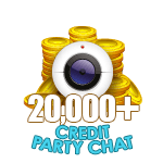 20,000+ Credit Party Chat