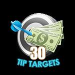 30 Tip Targets