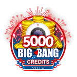 4th of July 5,000 Credits