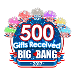 500 Gifts