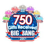 750 Gifts