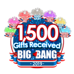 1500 Gifts