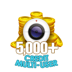 5,000+ Credit Multi-User Show
