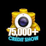 75,000+ Credit Show
