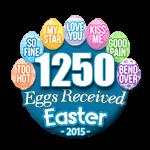 1250 Eggs