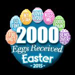 2000 Eggs