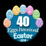 40 Eggs