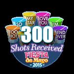 300 Shots