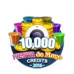 Fiesta 10,000 Credits