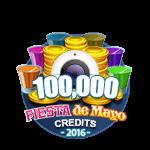 Fiesta 100,000 Credits