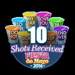 10 Shots