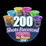 200 Shots