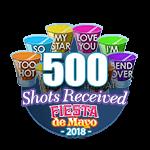 500 Shots