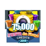 Fiesta 75,000 Credits