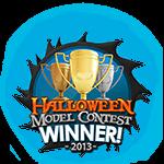 Halloween 2013 Contest Winner