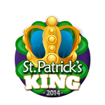 St Patricks 2014 King