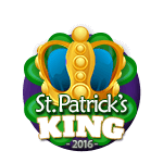 St Patricks 2016 King
