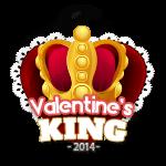 Valentines 2014 King