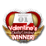 Valentines 2015 Daily Winner