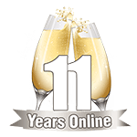 11-Years Online