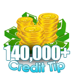 140,000 - 149,999 Credit Tip