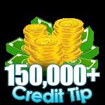 150,000 - 174,999 Credit Tip