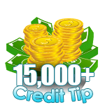 15,000 - 19,999 Credit Tip