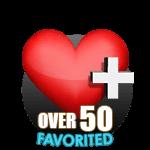 50 Favorites