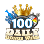 100 Daily Bonus Wins