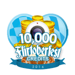Flirtober's 10,000 Credits