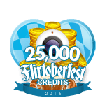 Flirtober's 25,000 Credits