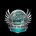 August Contest Winner