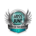 Miss June 2016