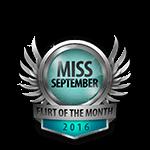 Miss September 2016