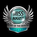 Miss August 2017