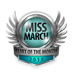 Miss March 2018