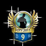 Guys FOTY 2011 9 Badge