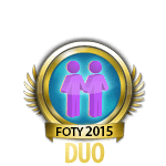 Flirt of the Year Duo 2015