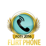 2016 FOTY Flirt Phone