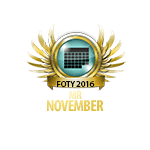 Mister FOTY November 2016