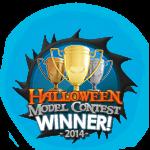 Halloween 2014 Contest Winner