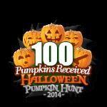 Halloween 100 Pumpkins