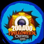 Halloween 200,000 Credits
