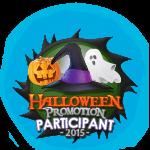 Halloween 2015 Participant