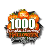 Halloween 2015 Pumpkins 1000